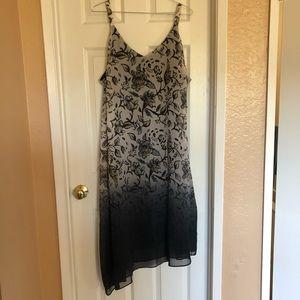 Lane Bryant Sleeveless Autumn Dress 22/24